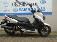 USED 2017 YAMAHA X-MAX 125 ABS ABSOLUTE WHITE, BRAND NEW! *LOW RATE FINANCE AVAILABLE*