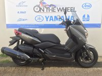 USED 2017 YAMAHA X-MAX 400 ABS MATT GREY, BRAND NEW! * LOW RATE FINANCE AVAILABLE*