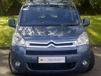 2008 CITROEN BERLINGO 1.6 MULTISPACE VTR HDI 5d 90 BHP £4995.00