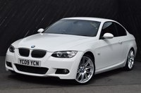 2009 BMW 3 SERIES 3.0 325D M SPORT HIGHLINE 2d AUTO 195 BHP £11490.00