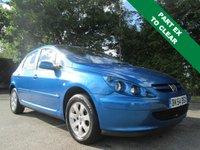 2004 PEUGEOT 307 1.4 S 5d 88 BHP £995.00