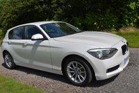 2013 BMW 1 SERIES 2.0 116D SE 5d 114 BHP £9795.00
