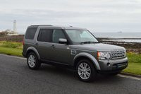2011 LAND ROVER DISCOVERY 3.0 4 TDV6 HSE 5d AUTO 245 BHP £22995.00