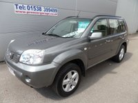 2007 NISSAN X-TRAIL 2.2 SE DCI 2WD 5d 135 BHP 90000 MILES VERY CLEAN £3995.00
