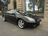 2004 TOYOTA CELICA 1.8 RED VVT-I 3d 140 BHP £2695.00