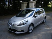 USED 2013 13 RENAULT SCENIC 1.5 DYNAMIQUE TOMTOM DCI EDC 5d AUTO 110 BHP