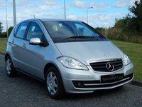 2010 MERCEDES-BENZ A CLASS 1.5 A160 CLASSIC SE 5d AUTO 95 BHP £4990.00
