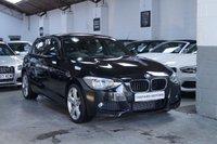 2014 BMW 1 SERIES 2.0 120D XDRIVE M SPORT 5d 181 BHP £16995.00