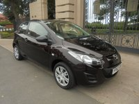 2012 MAZDA 2 1.3 TS 3d 74 BHP £4995.00
