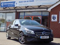 2014 MERCEDES-BENZ A CLASS 1.5 A180 CDI BLUEEFFICIENCY SPORT  £14000.00