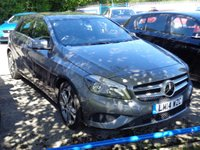 2014 MERCEDES-BENZ A CLASS A200 CDi BLUEEFFICIENCY SPORT 5dr (136) £14990.00