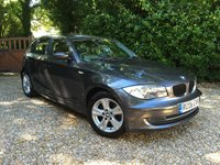 2008 BMW 1 SERIES 2.0 118D SE 5d 141 BHP £6989.00