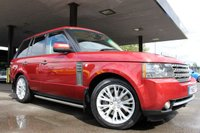 2010 LAND ROVER RANGE ROVER 4.4 TDV8 AUTOBIOGRAPHY 5d AUTO 313 BHP £26000.00
