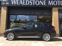 2013 BMW X1 2.0 XDRIVE18D XLINE 5d AUTO 141 BHP £14495.00