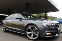 2014 AUDI A5 2.0 SPORTBACK TDI QUATTRO S LINE BLACK EDITION S/S 5d 175 BHP £24990.00