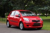 2008 TOYOTA YARIS 1.3 TR VVTI 5d 86 BHP £4000.00