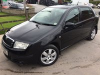 USED 2006 SKODA FABIA 1.2 SPORT 12V 5d 63 BHP IMMICULATE CONDITION FULL SKODA SERVICE HISTORY