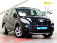 2011 PEUGEOT 3008 2.0 HDI EXCLUSIVE 5d 150 BHP £6787.00