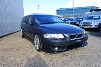 USED 2003 VOLVO V70  R AWD TURBO 350+BHP OUR OWN V70 R DEMO CAR 350+BHP