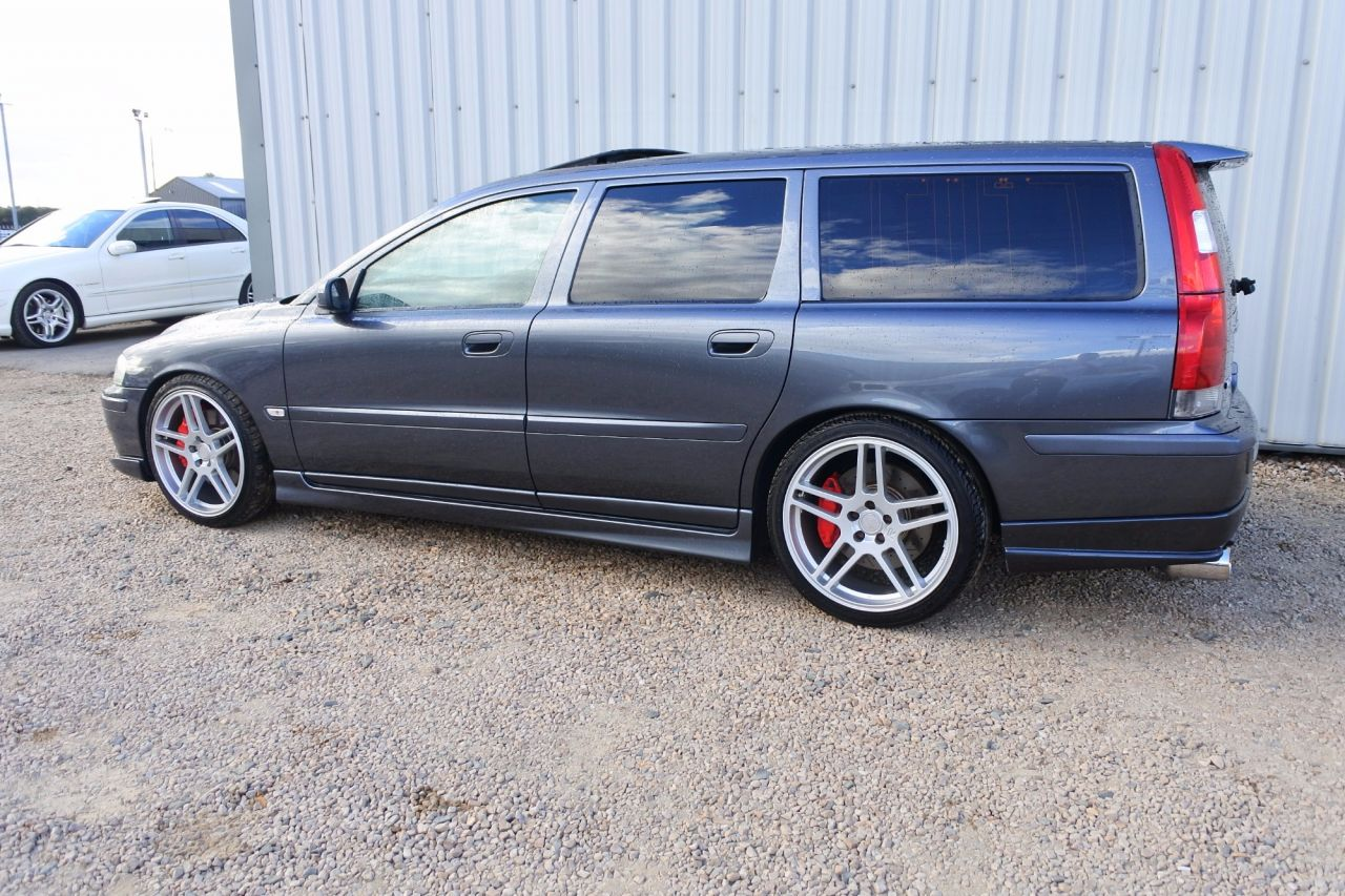 2003 Volvo V70 R Awd Turbo 350+BHP