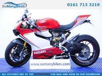 2012 DUCATI 1199 PANIGALE 1199 S PANIGALE TRICOLORE  £14495.00
