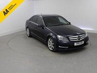 2011 MERCEDES-BENZ C CLASS 2.1 C220 CDI BLUEEFFICIENCY SPORT 4d AUTO 168 BHP £14980.00