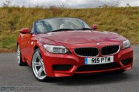 2010 BMW Z4 2.5 Z4 SDRIVE23I M SPORT ROADSTER 2d 201 BHP £15950.00