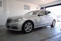 2012 MERCEDES-BENZ E CLASS 3.0 E350 CDI BLUEEFFICIENCY S/S AVANTGARDE 5d AUTO 265 BHP £17995.00