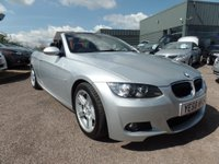 USED 2008 58 BMW 3 SERIES 2.0 320i M Sport 2dr 3 SERVICE STAMPS 12 MONTHS MOT FROM SALE,  SERVICED PRIOR TO COLLECTION  MUST BE SEEN TO BE APPRECIATED