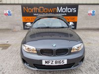 2013 BMW 1 SERIES 2.0 120D EXCLUSIVE EDITION 2d 175 BHP £12995.00
