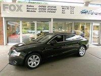 2011 AUDI A5 2.0 SPORTBACK TDI SE 5d 141 BHP £13000.00