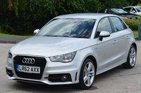 2012 AUDI A1 1.6 SPORTBACK TDI S LINE 5d 105 BHP £12595.00