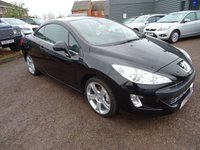 USED 2010 10 PEUGEOT 308 1.6 THP GT 2dr 12 MONTHS MOT,12 MONTHS WARRANTY,SERVICE BEFORE SALE, GREAT SPEC BEST COLOUR COMBINATION