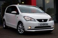 2013 SEAT MII 1.0 SPORT 3d 75 BHP £4983.00