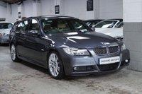 2007 BMW 3 SERIES 3.0 330I M SPORT 4d 255 BHP £8995.00