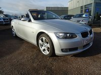 USED 2008 08 BMW 3 SERIES 2.0 320i SE 2dr 12 MONTHS MOT, FREE 12 MONTH AA COVER,4 SERVICE STAMPS,NEW SERVICE PRIOR TO COLLECTION