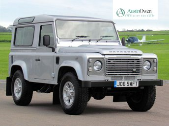 2015 LAND ROVER DEFENDER 2.2 TD COUNTY STATION WAGON 1d 122 BHP £27990.00