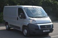 2012 FIAT DUCATO 2.3 30 MULTIJET 5d 109 BHP SWB DIESEL MANUAL PANEL VAN  £4500.00