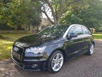 2011 AUDI A1 1.6 TDI S LINE 3d 103 BHP £9999.00