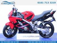 2008 HONDA CBR600F F £3695.00