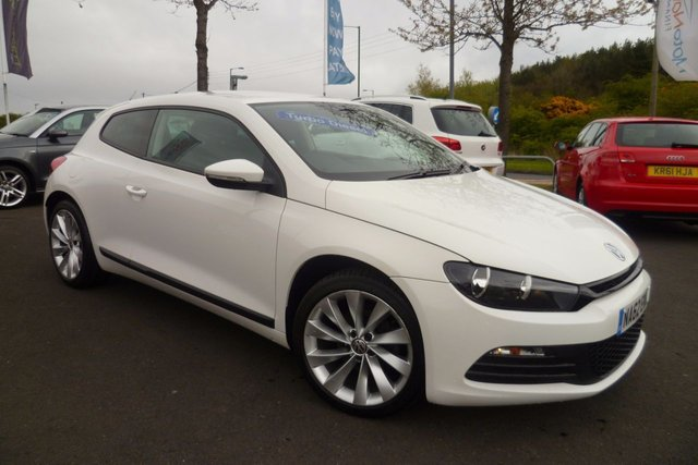 2012 62 VOLKSWAGEN SCIROCCO 2.0 TDI BlueMotion Tech 3dr