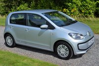 2012 VOLKSWAGEN UP 1.0 MOVE UP BLUEMOTION TECHNOLOGY 5d 59 BHP £5495.00