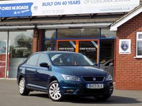 USED 2013 13 SEAT TOLEDO 1.6 TDi CR SE 5dr Hatch * Superb Economy & Only 30 Pounds Road Tax *