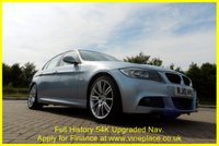 2010 BMW 3 SERIES 2.0 320D M SPORT BUSINESS EDITION 4d 181 BHP £11000.00