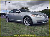 2009 JAGUAR XF 3.0 V6 S PREMIUM LUXURY 4d AUTO 275 BHP £13000.00