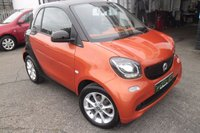 2015 SMART FORTWO 1.0 PASSION 2d 71 BHP £7800.00