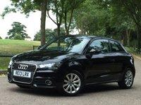 2013 AUDI A1 1.2 TFSI SPORT 3d 84 BHP £10995.00