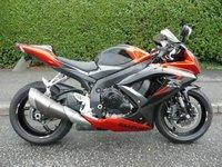 2009 SUZUKI GSXR 749cc GSXR 750 K8  £5795.00