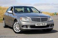 2007 MERCEDES-BENZ C CLASS 2.1 C220 CDI ELEGANCE 4d AUTO 168 BHP £7950.00