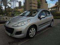 2011 PEUGEOT 207 1.4 S 8V 5d 73 BHP £3895.00